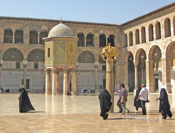 syria-damascus-umayyed-mosque