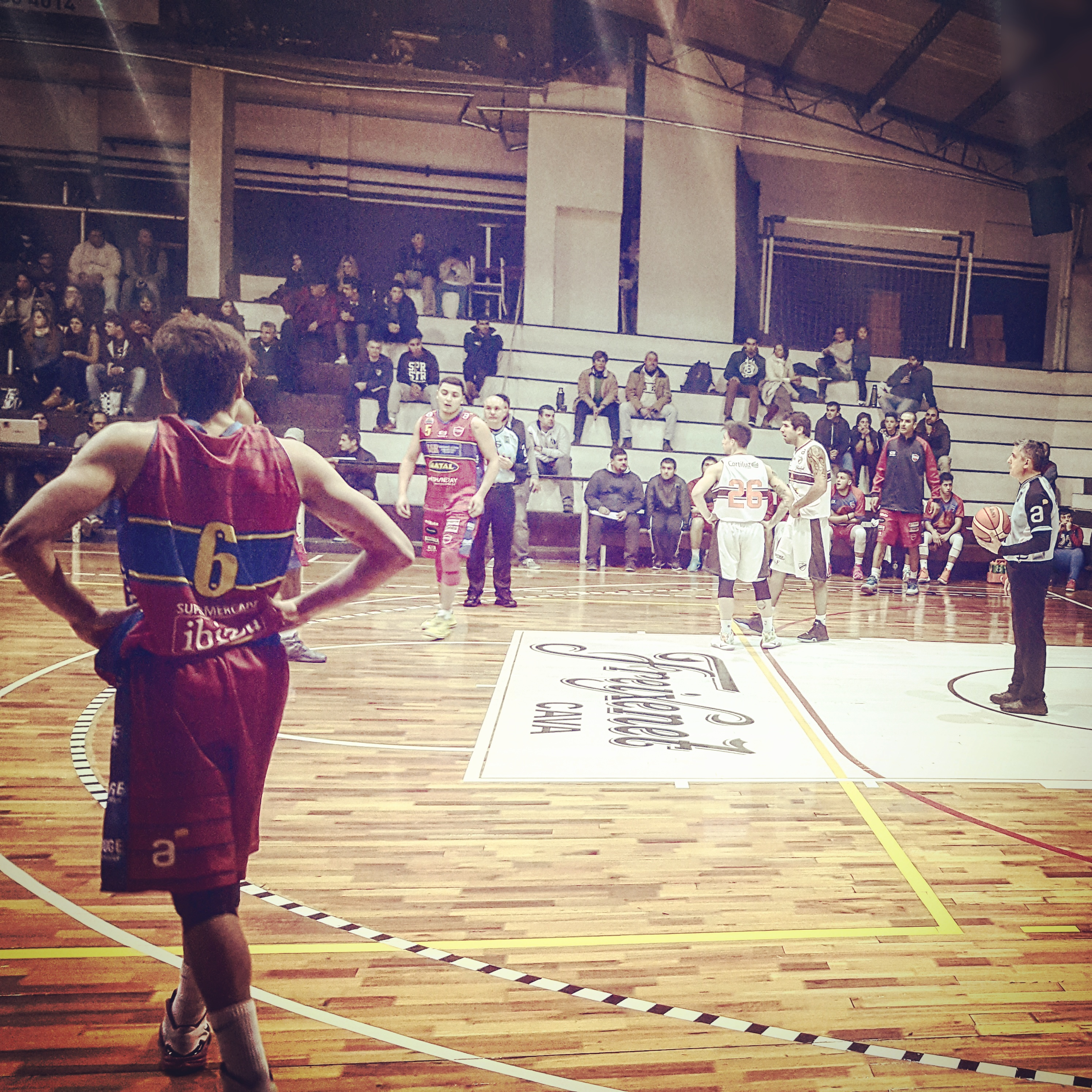 basket MArne