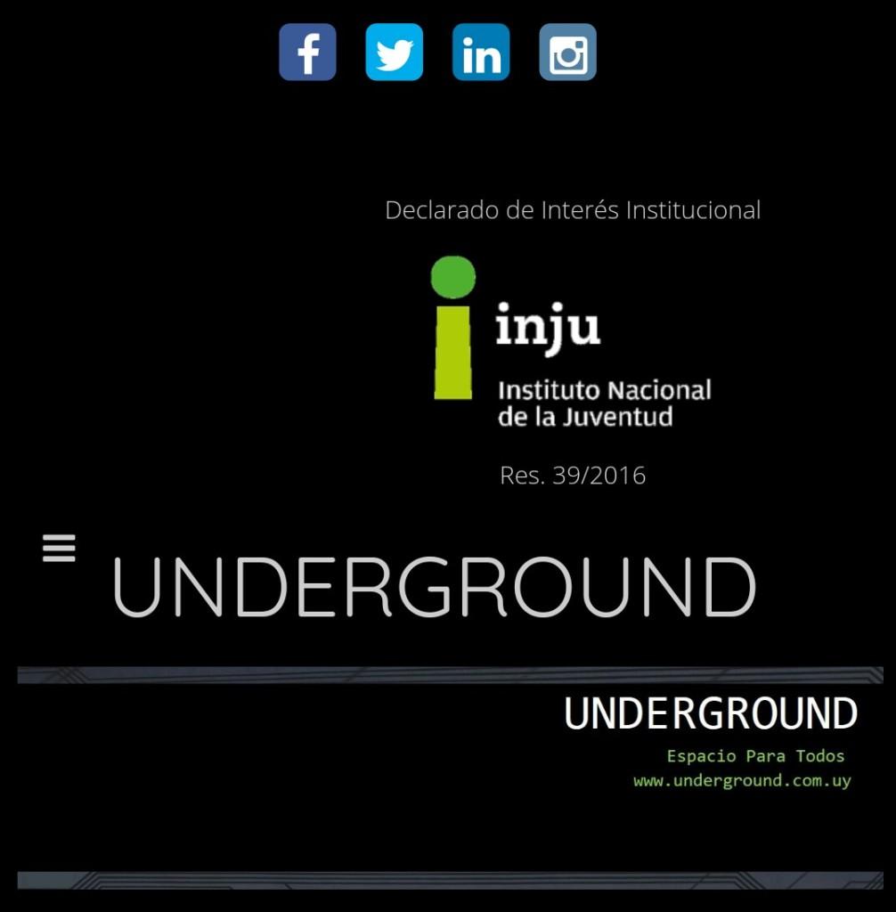 Portal Underground Editorial