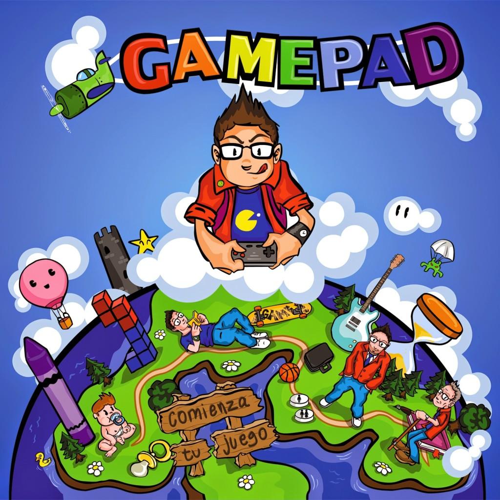 Gamepad - Comienza Tu Juego