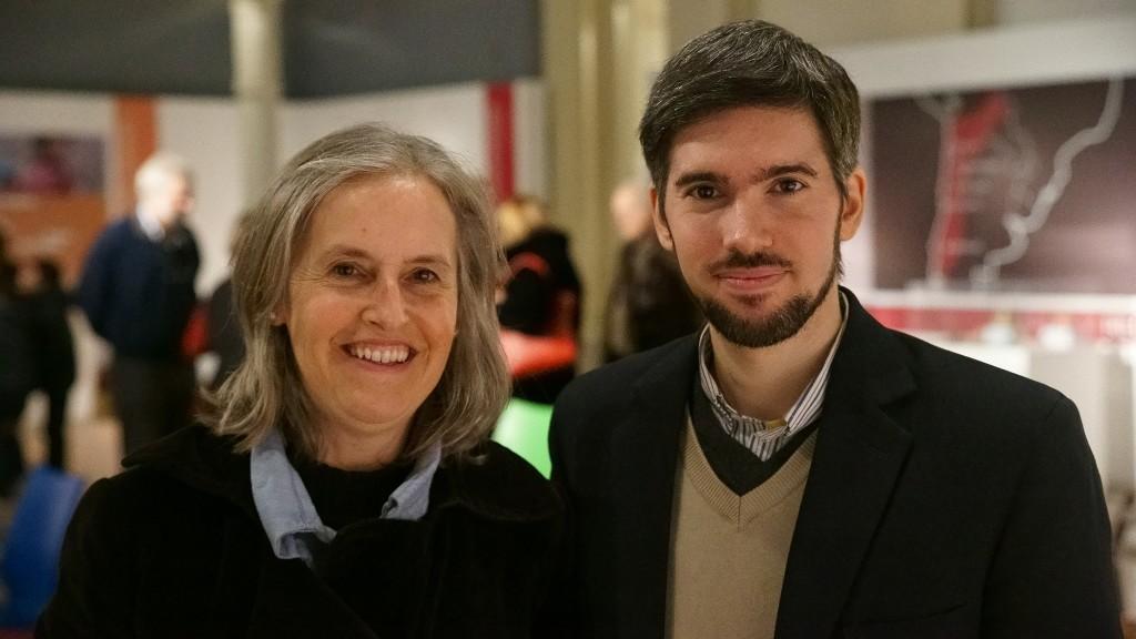 Matias Soto y Silvia Soler