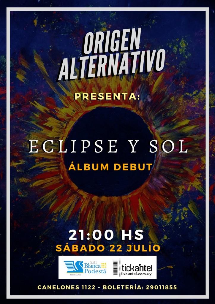 Origen Alernativo - Eclipse y Sol Presentación