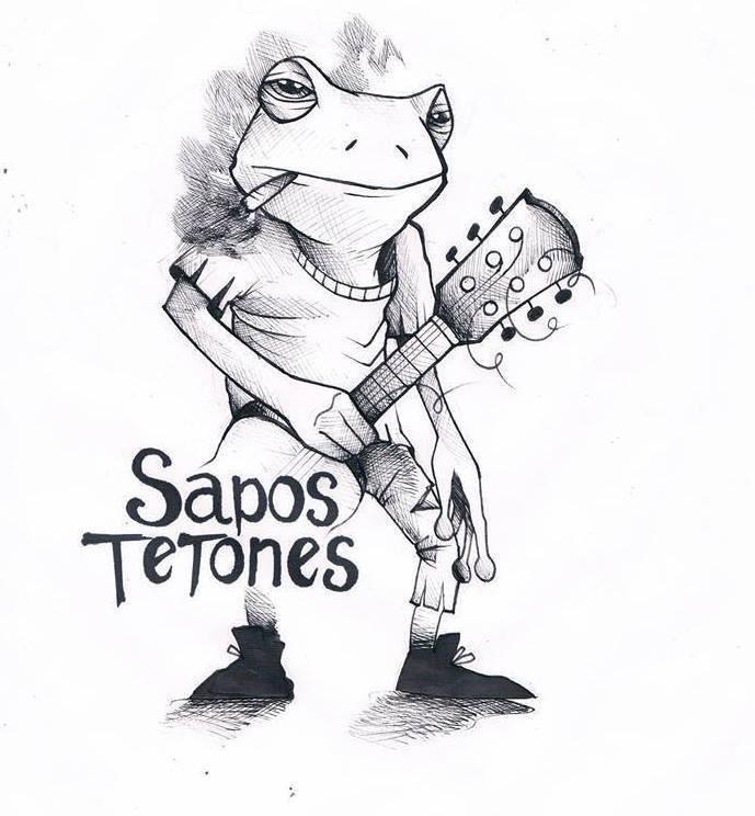 Colon Rock Los Sapos Tetones