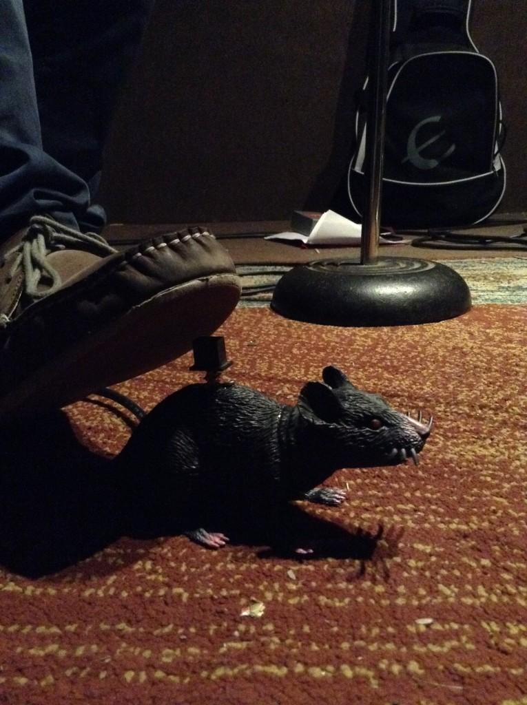 Foot switch modelo Splinter
