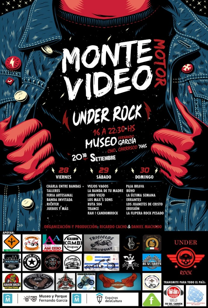 Montevideo Motor Under Rock Uruguay (2)